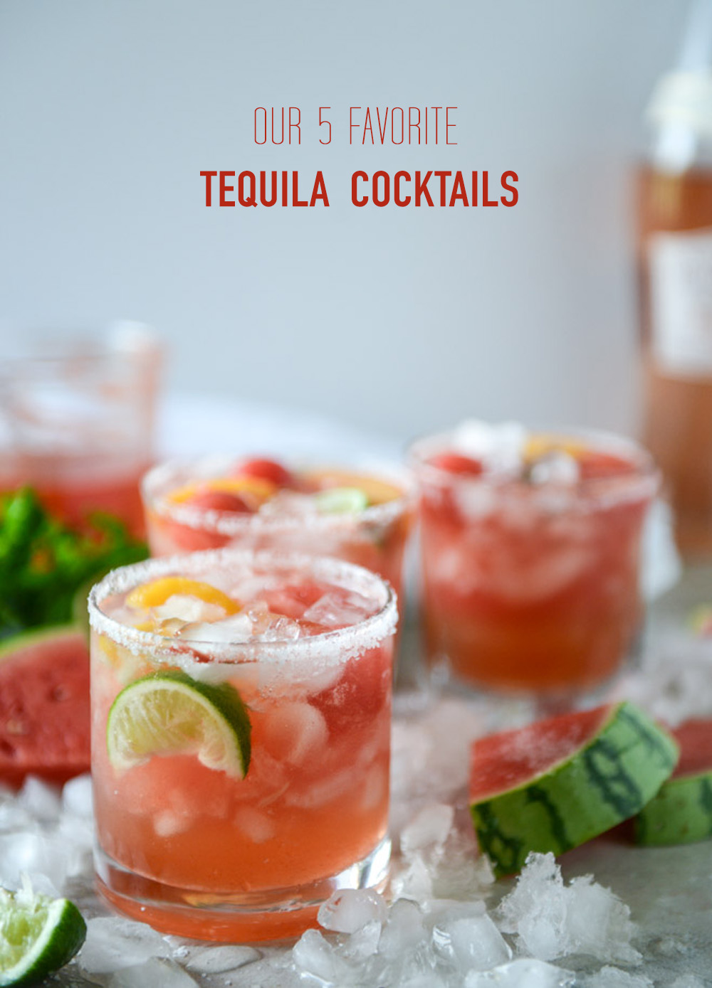 favorite tequila cocktails