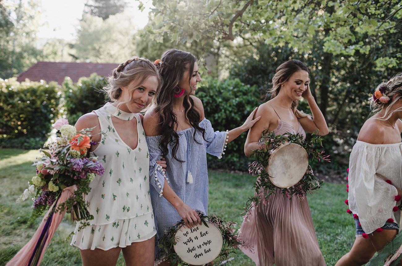 Garden Festival Bridal Shower Inspiration