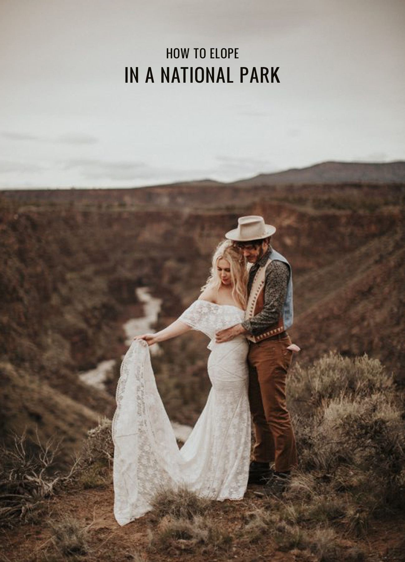 51817e056f5d How to Elope in a National Park - Green Wedding Shoes