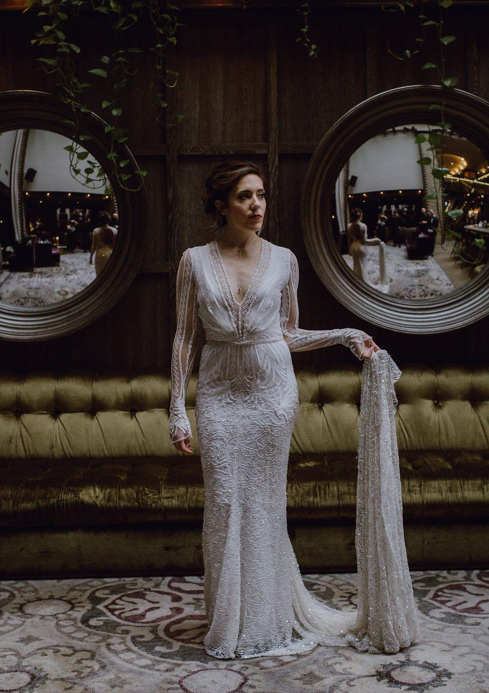 Inbal Dror Wedding Dress