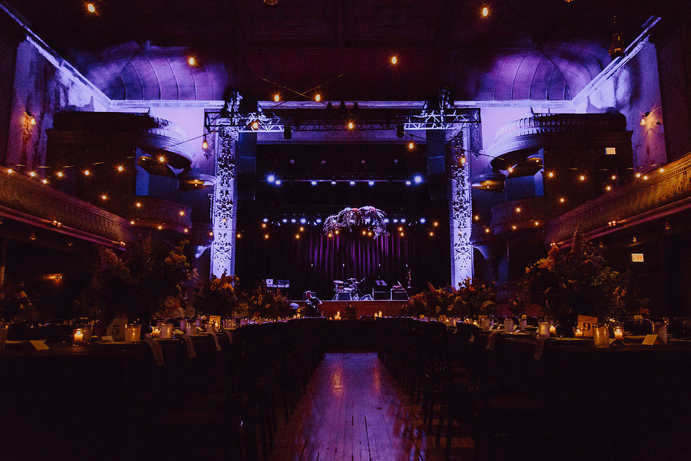 Modern Thalia Hall Wedding