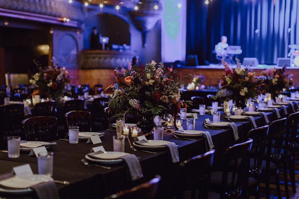 Modern Thalia Hall Wedding