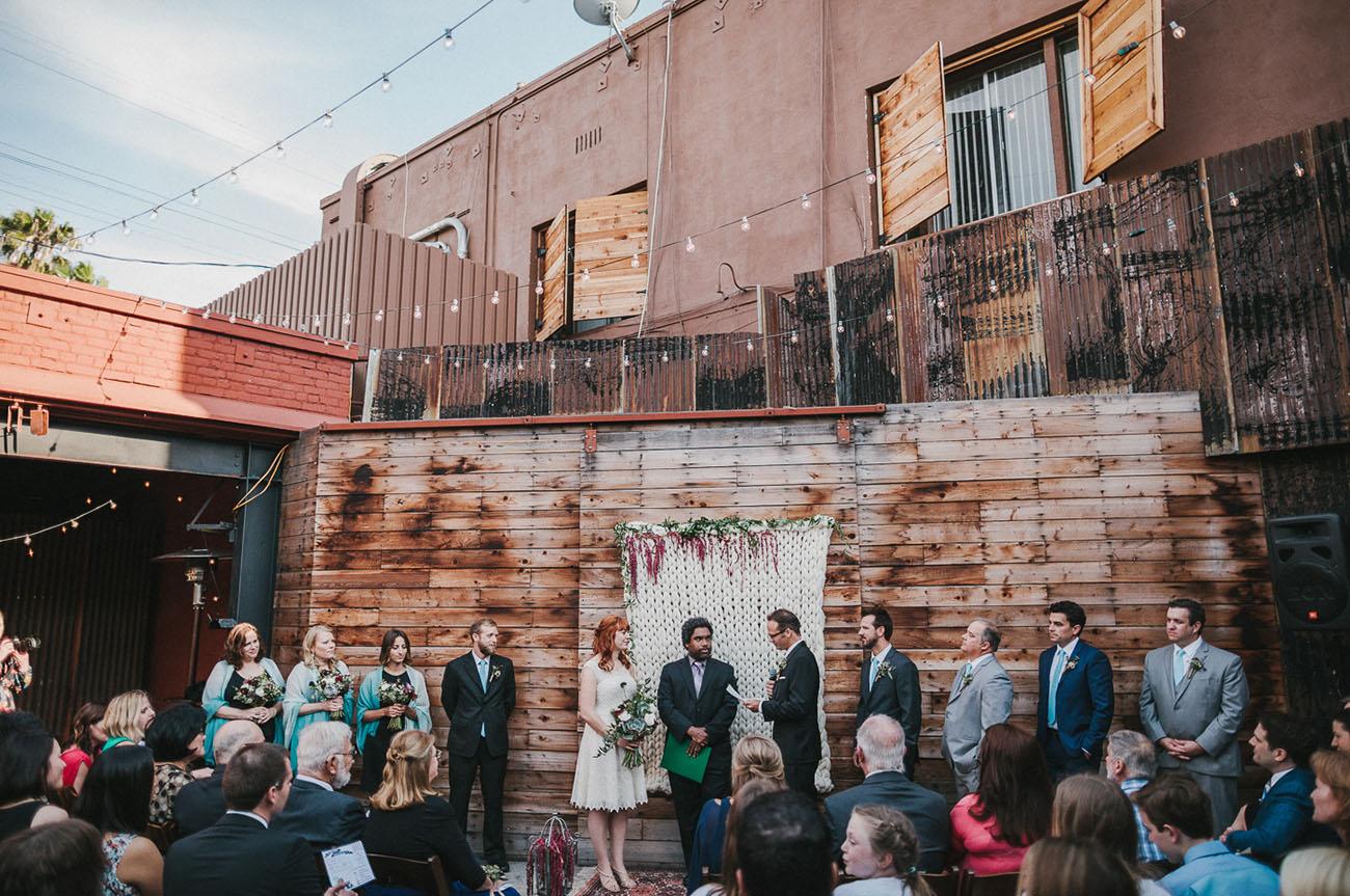 Los Angeles DIY Wedding