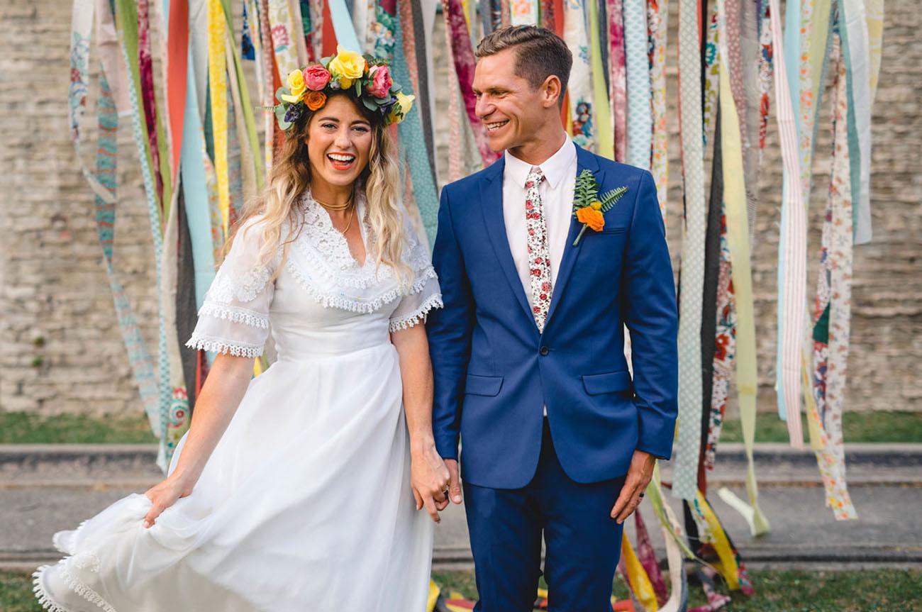 Vintage Boho Wedding