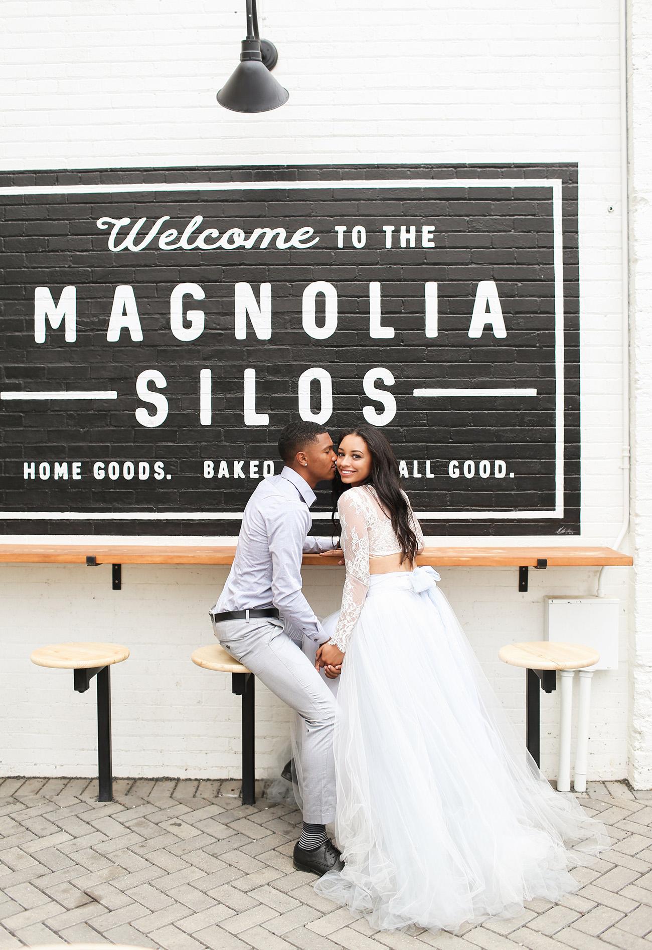 Magnolia Silos Wedding Inspiration