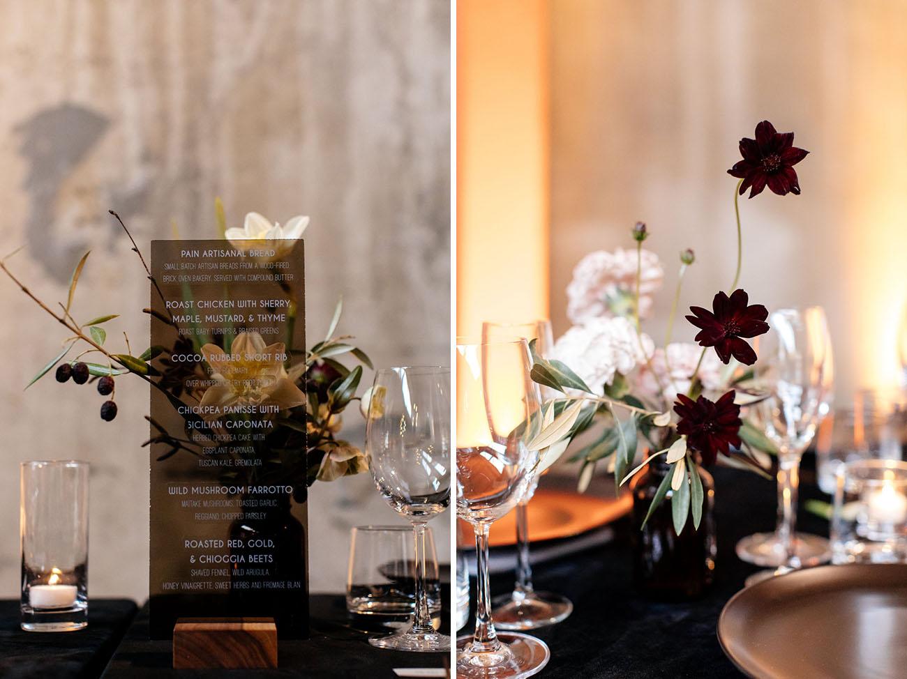 Modern Minimal SF Wedding