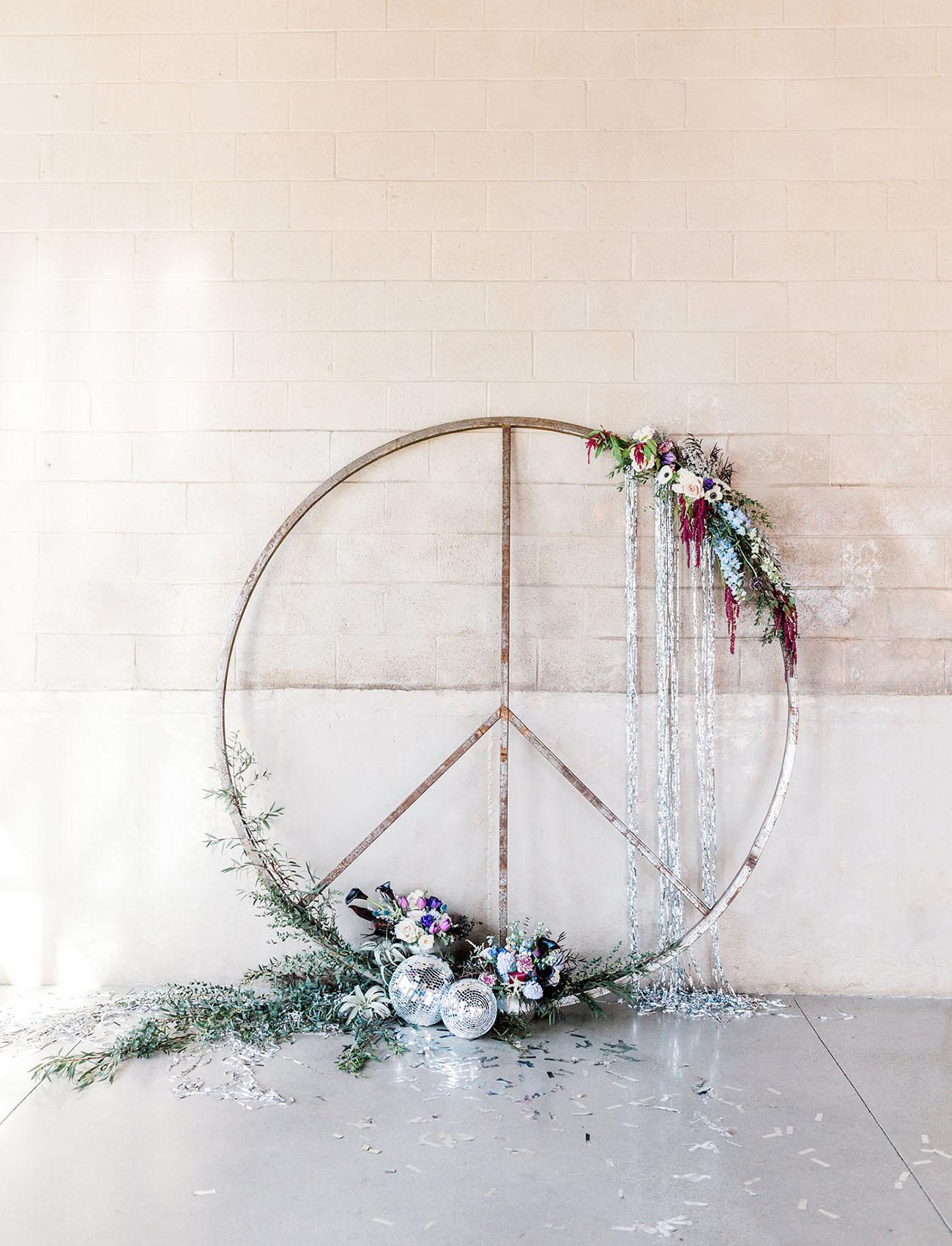 peace backdrop