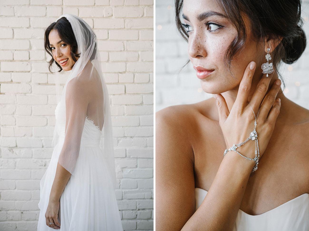 Sara Gabriel Wedding Accessories