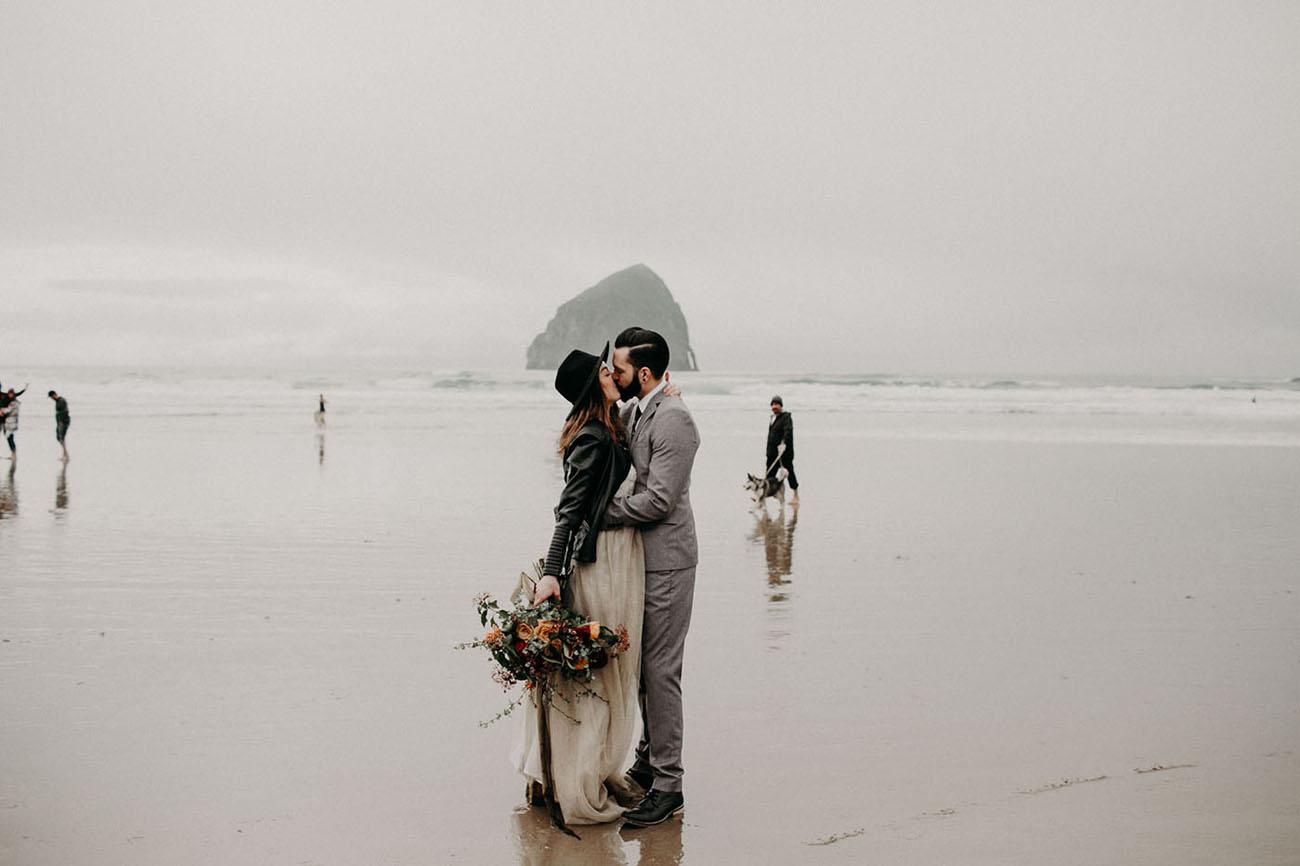 Oregon Wedding Elopement