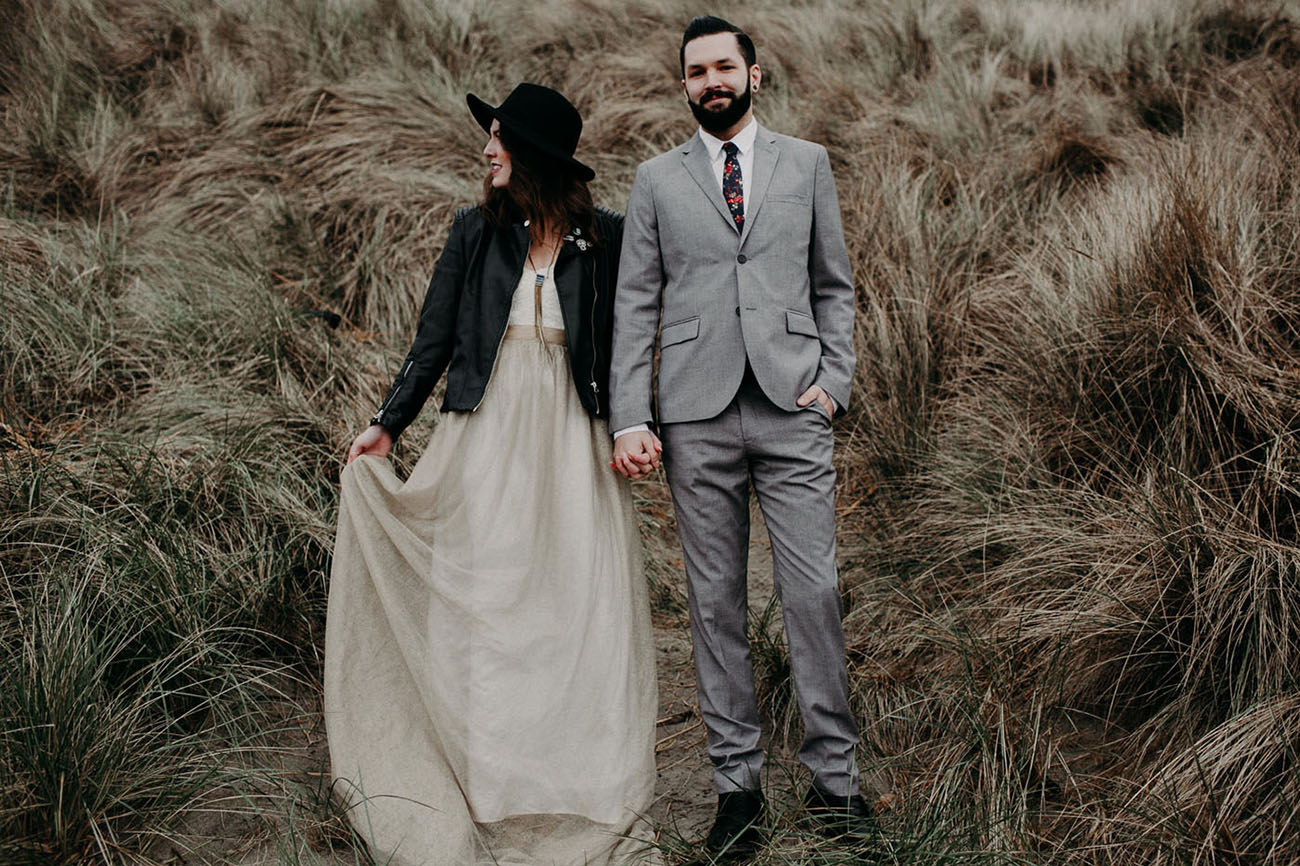 Oregon Wedding Elopement