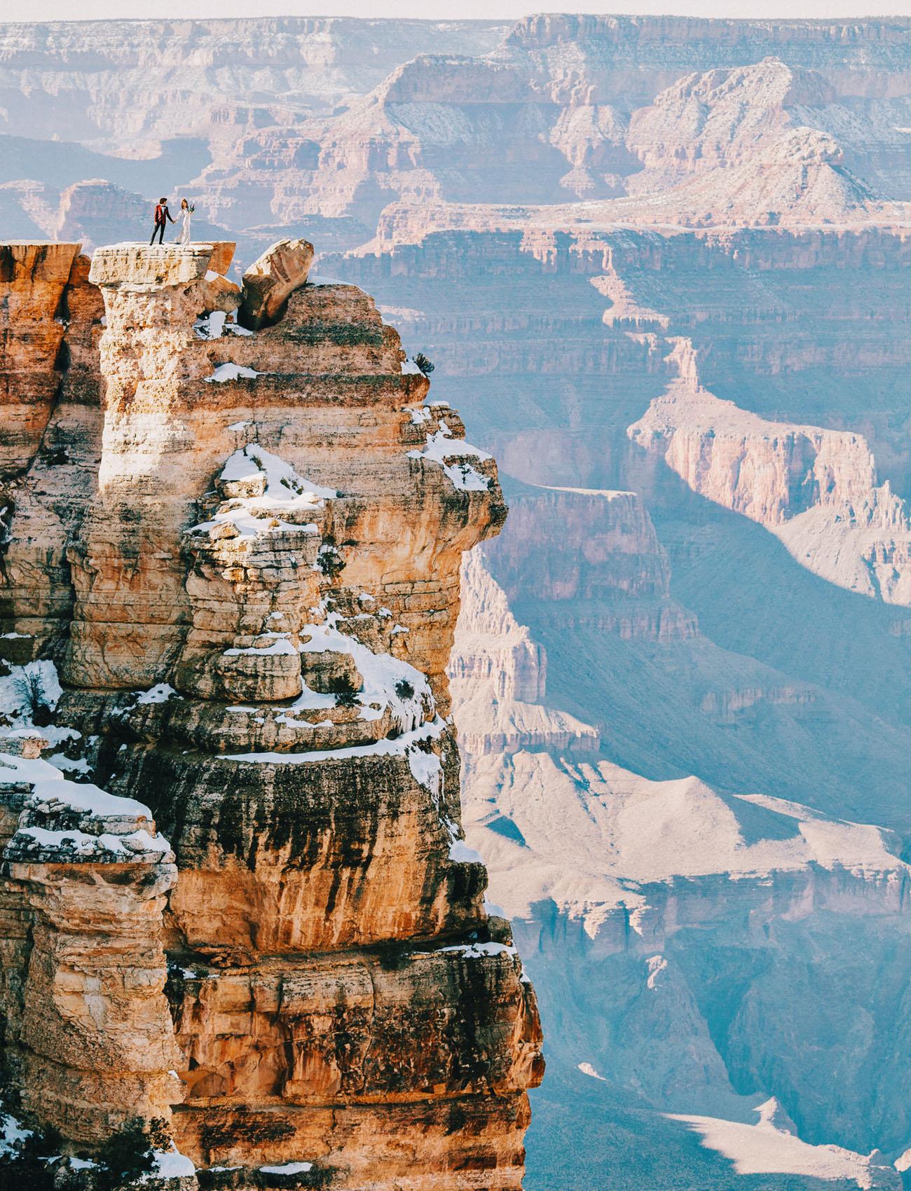 epic national park elopement photos
