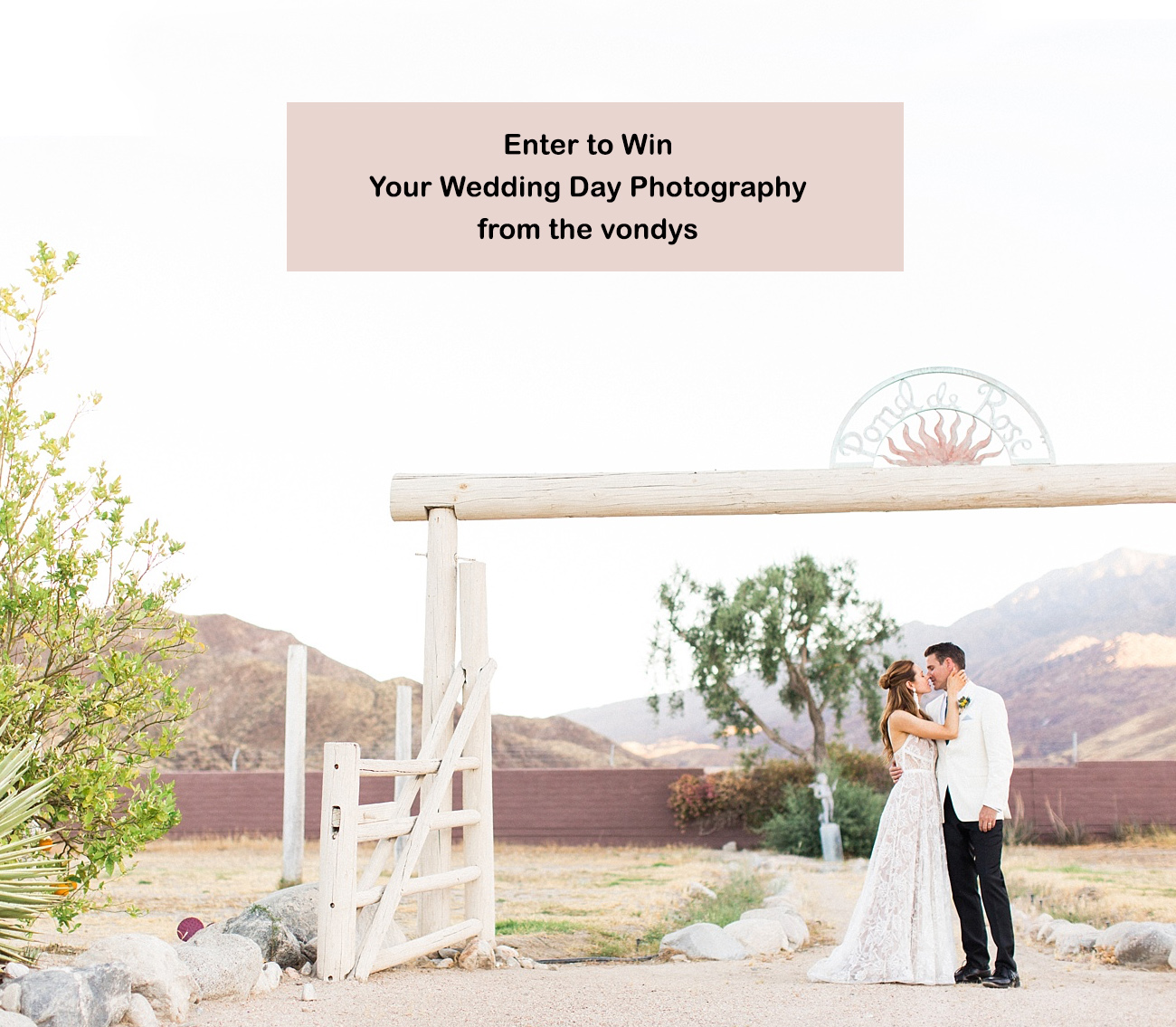 vondys wedding day photography giveaway