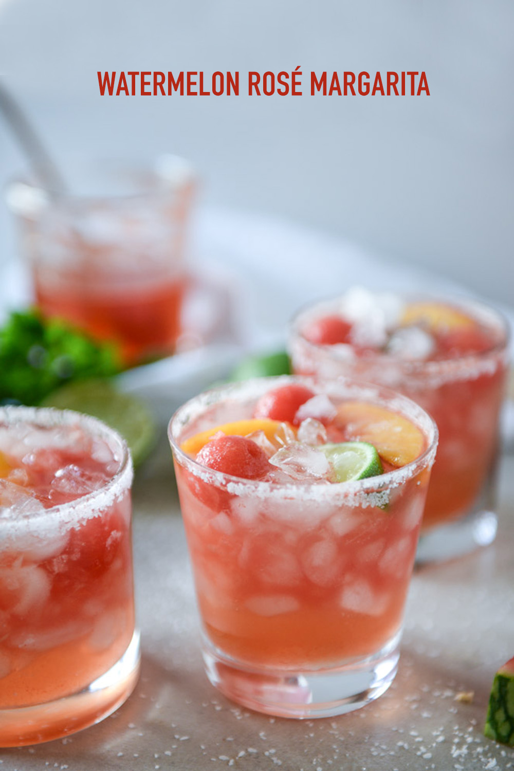 watermelon rose margarita recipe