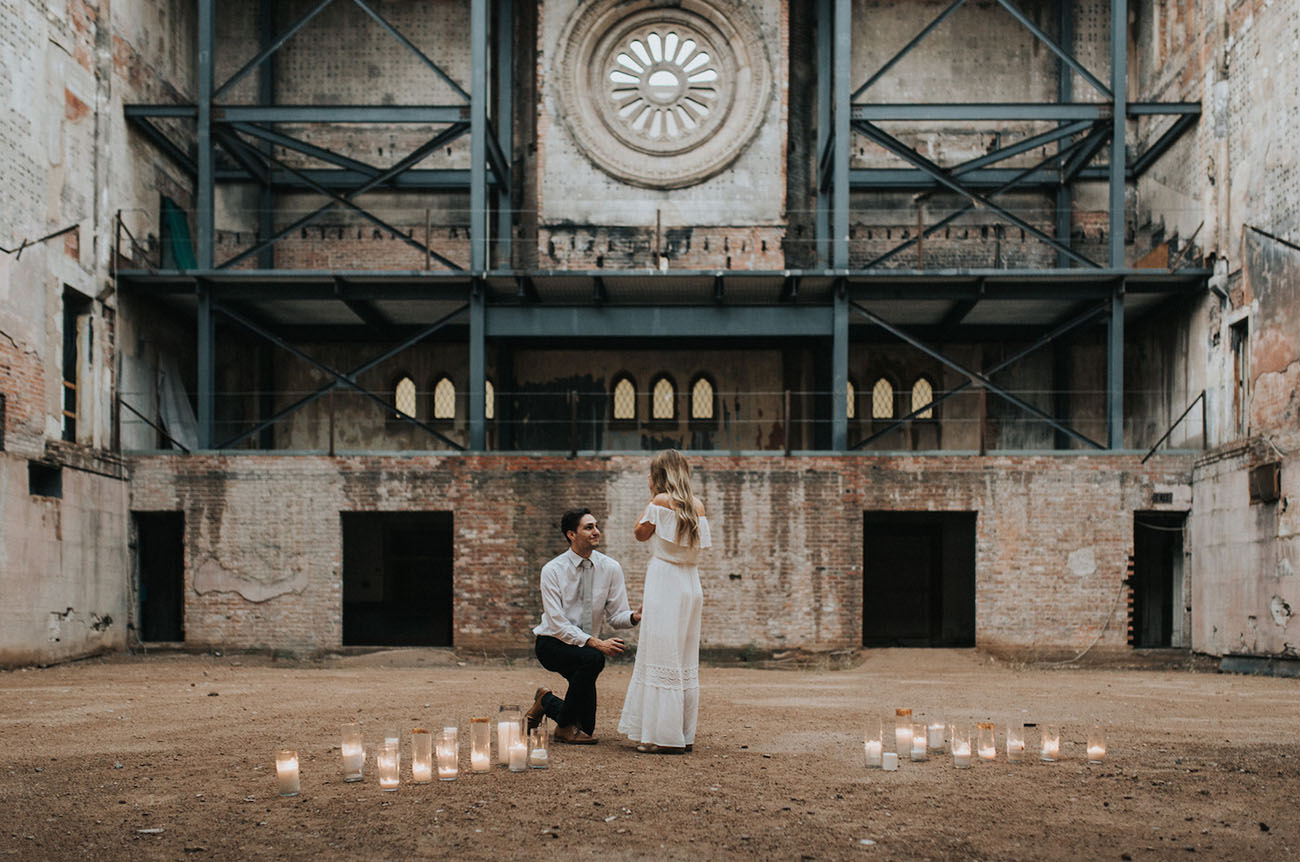 Abandoned Church Proposal