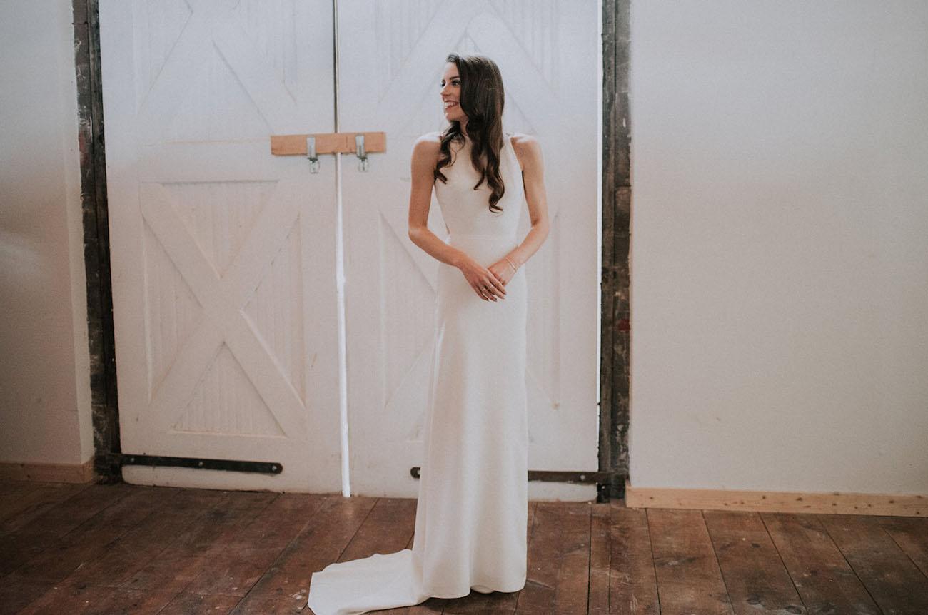 Sarah Seven Orleans Dress