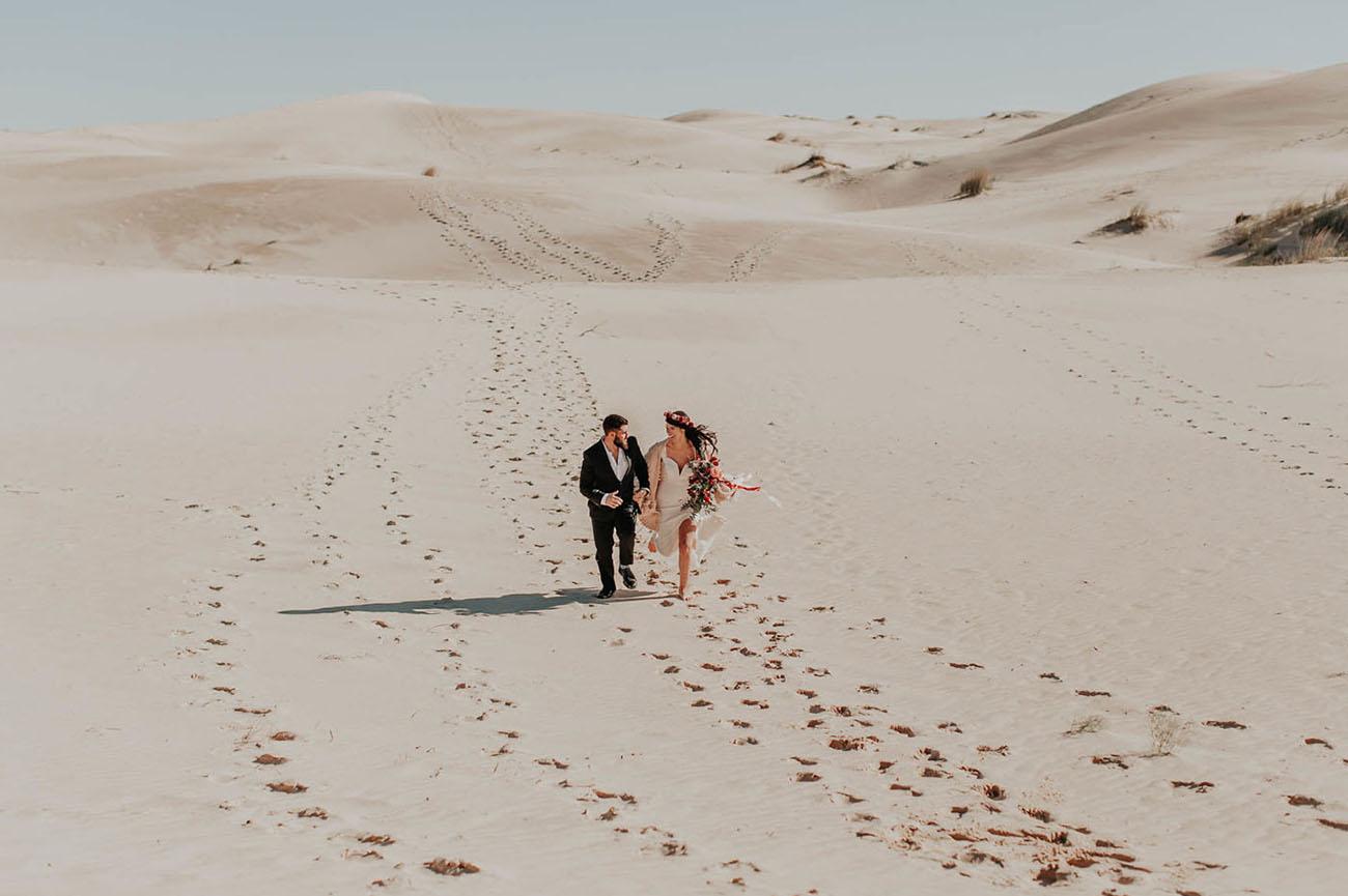 Boho Desert Wedding Inspiration