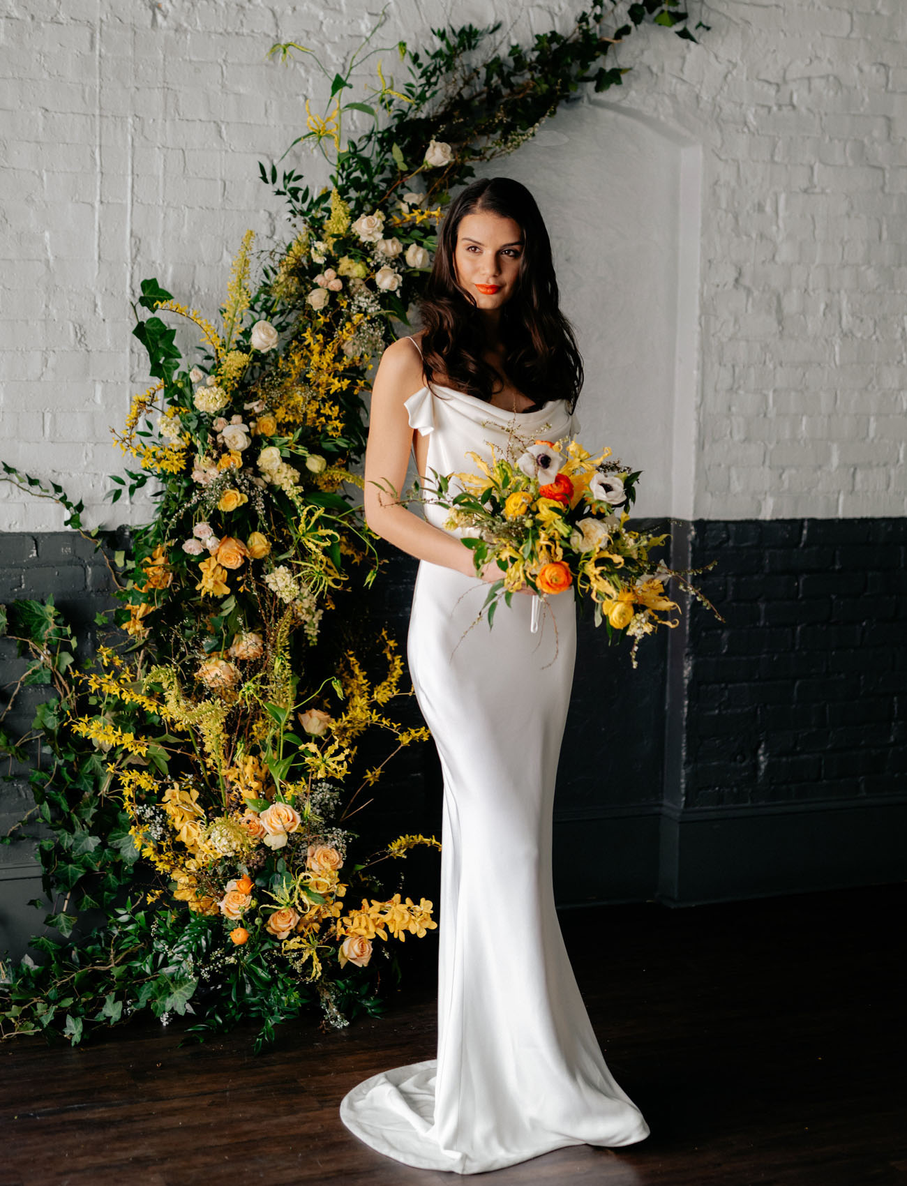 Lovely Bride Dress