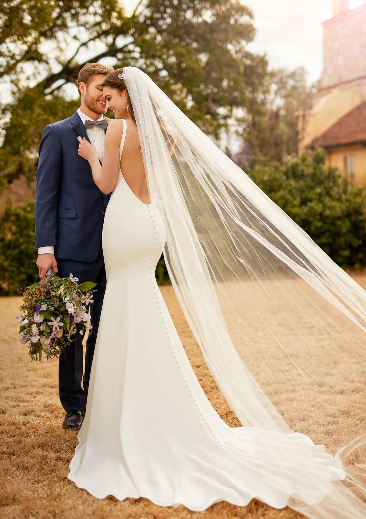Romantic Wedding Dresses 94 Vintage Essense of Australia
