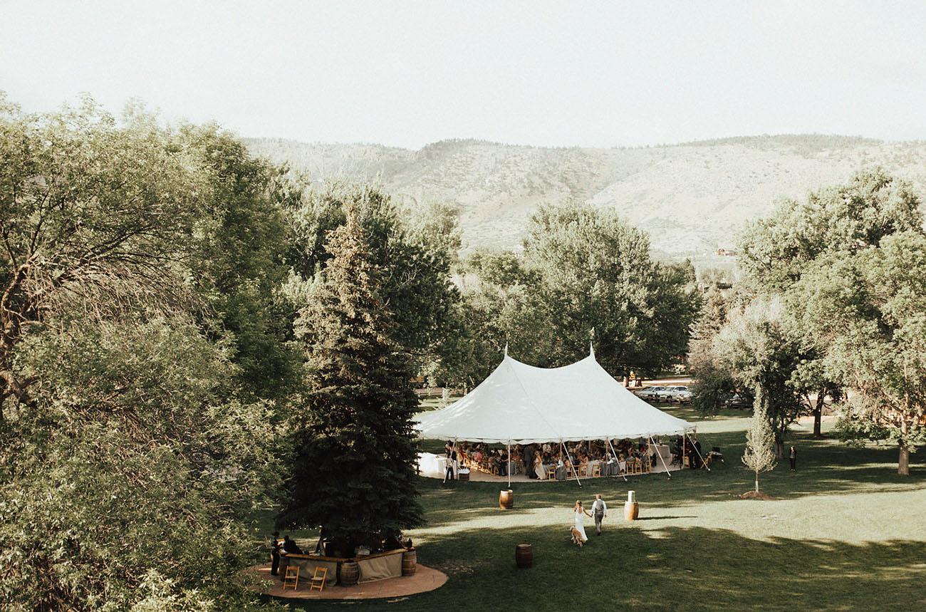 Laidback Bohemian Wedding