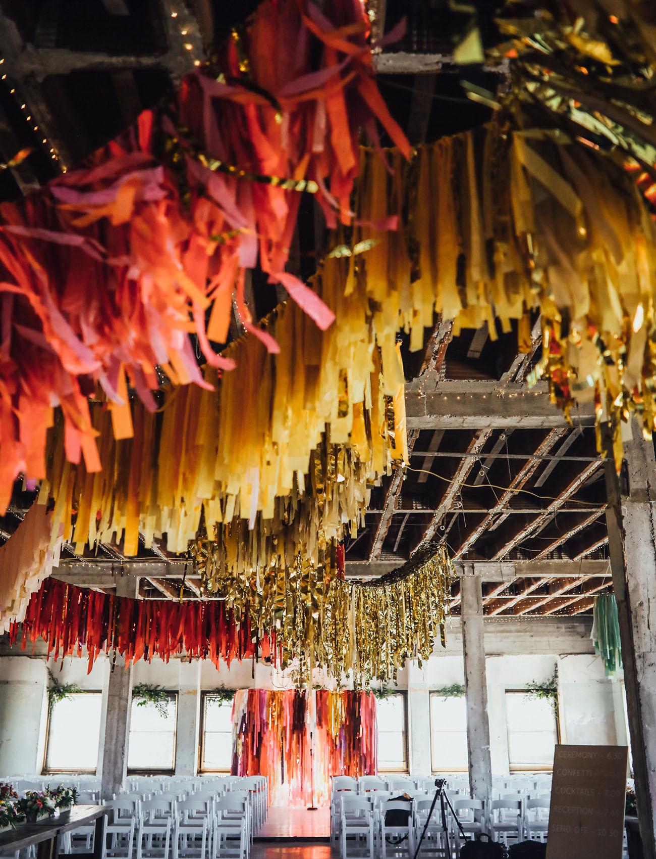 hanging fringe