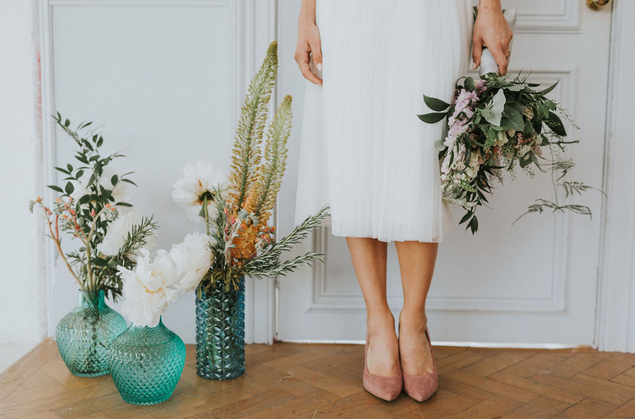 Preppy London Wedding Inspiration