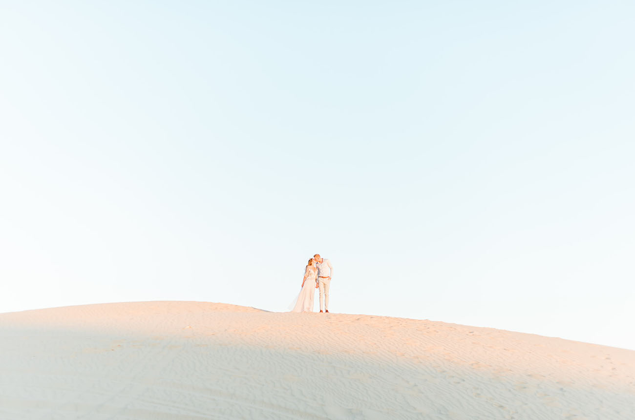 Sand Dunes Elopement