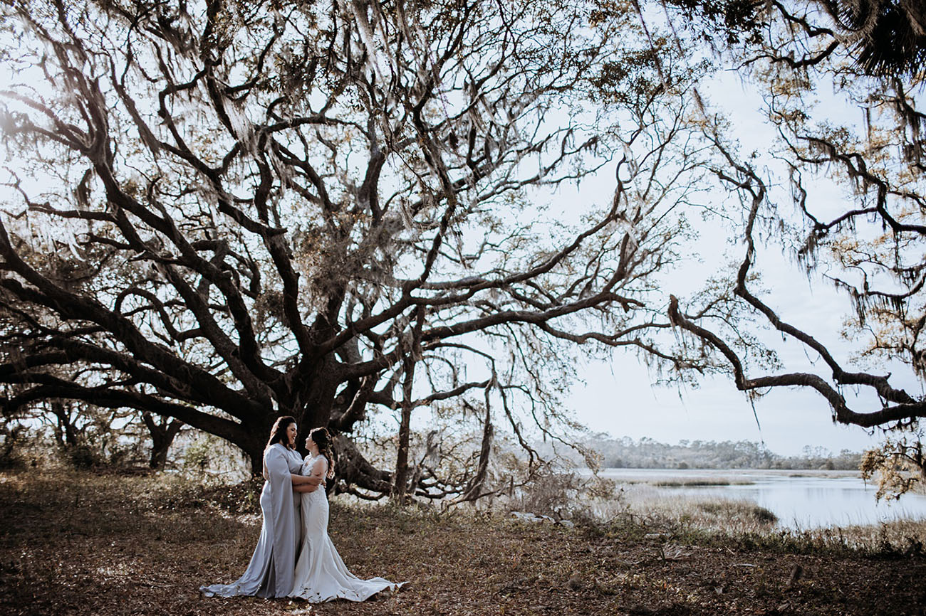 Intimate South Carolina Elopement