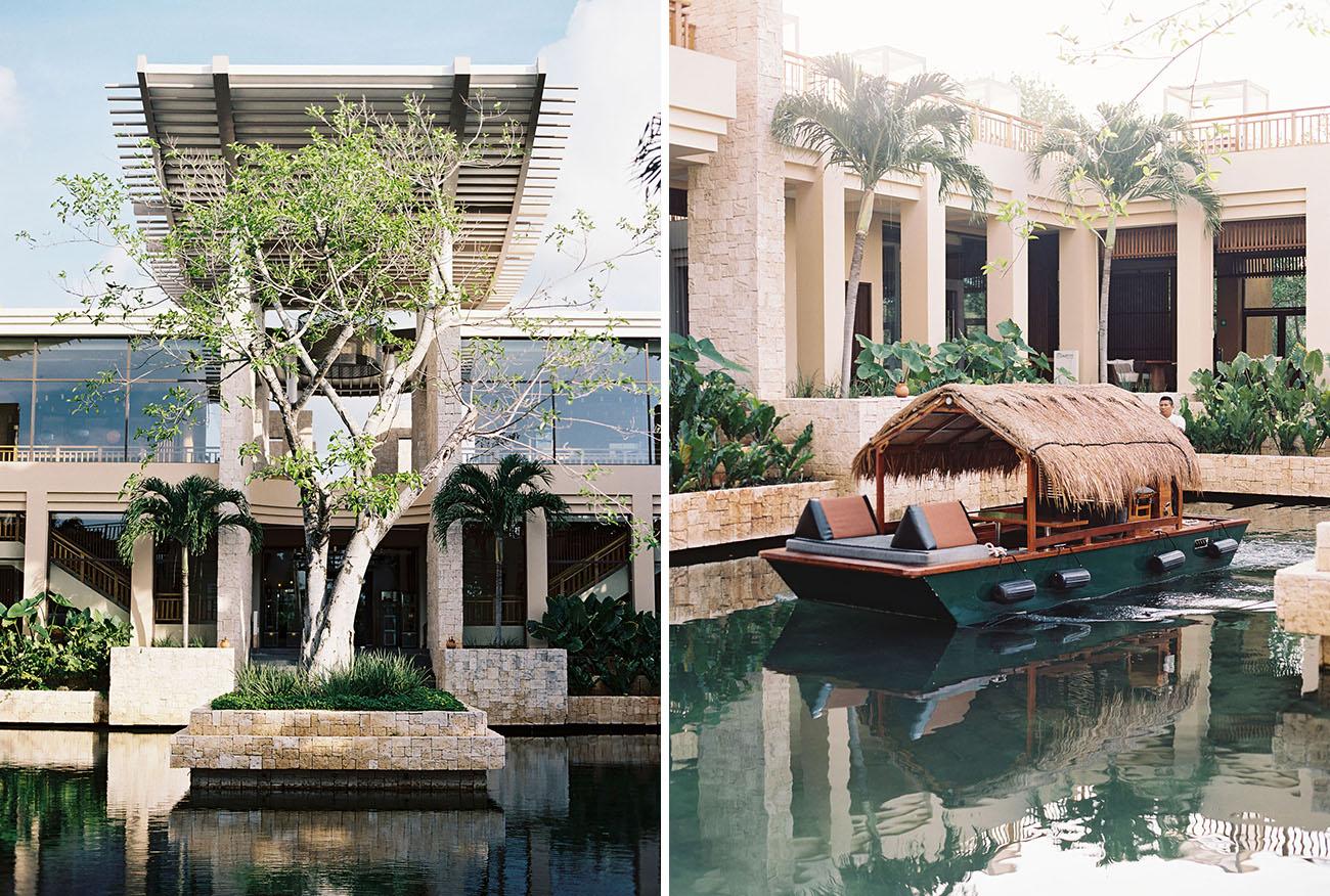 Tropical Luxuries Wedding Inspiration