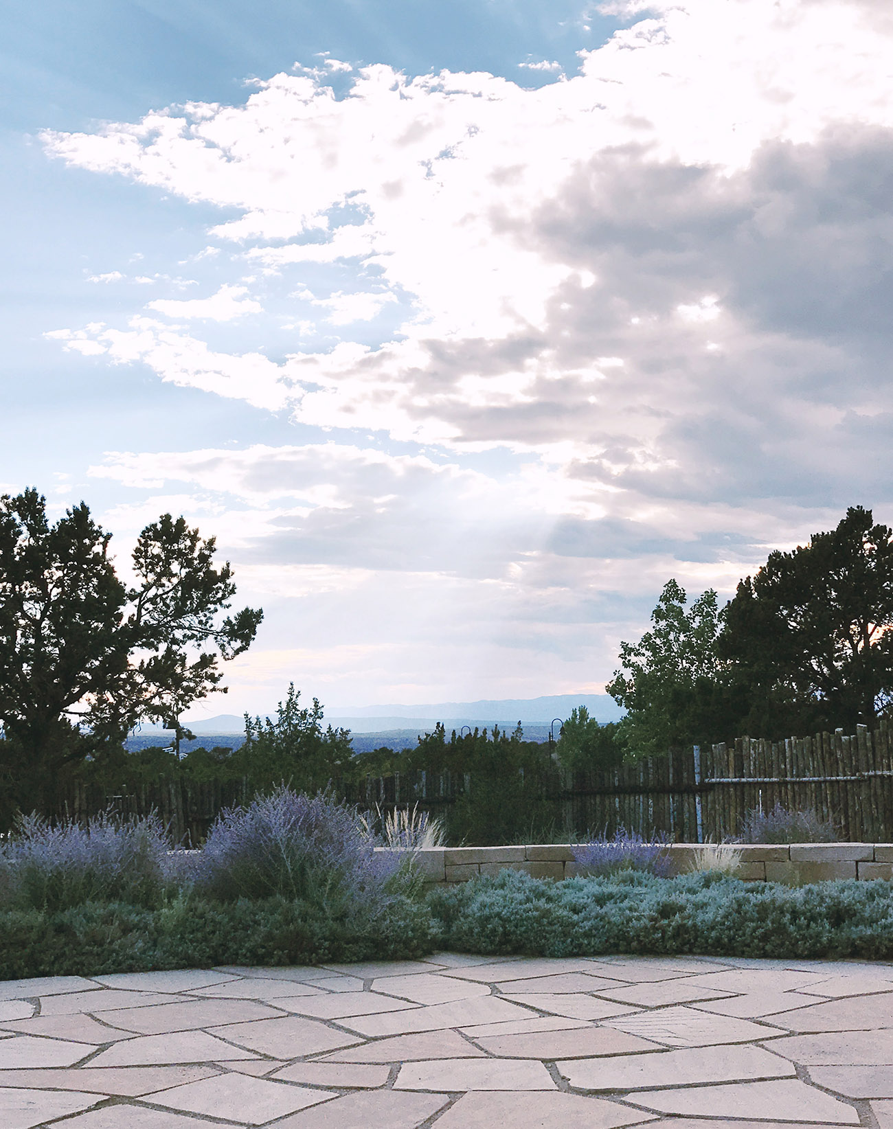 Santa Fe Four Seasons ceremony location
