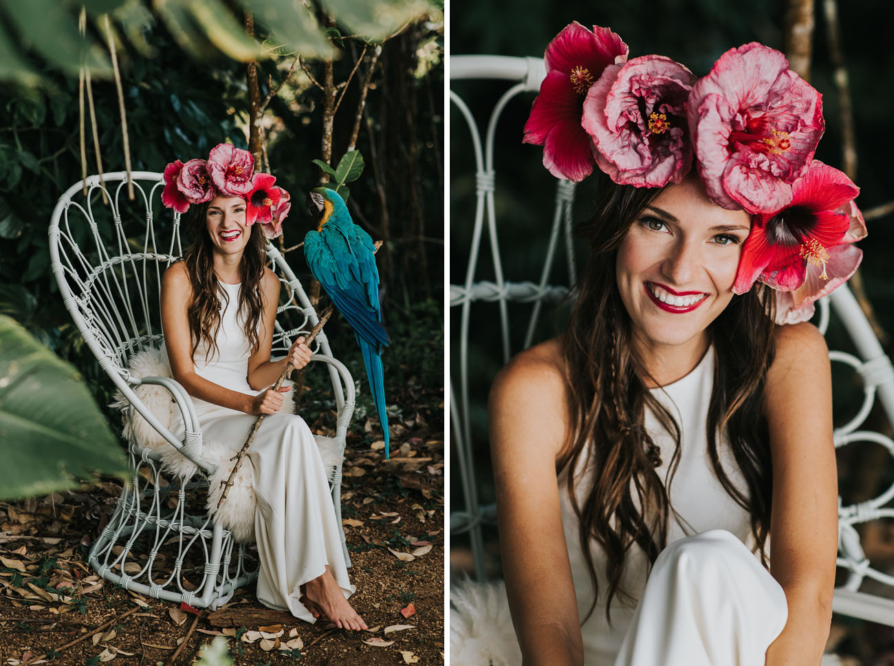Boho Hawaii Inspiration