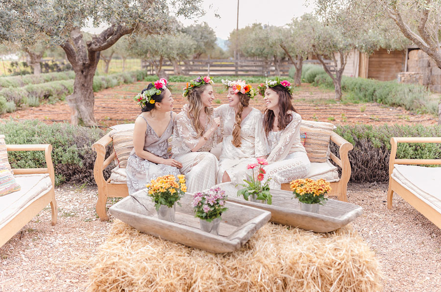 Flower Farm Bachelorette