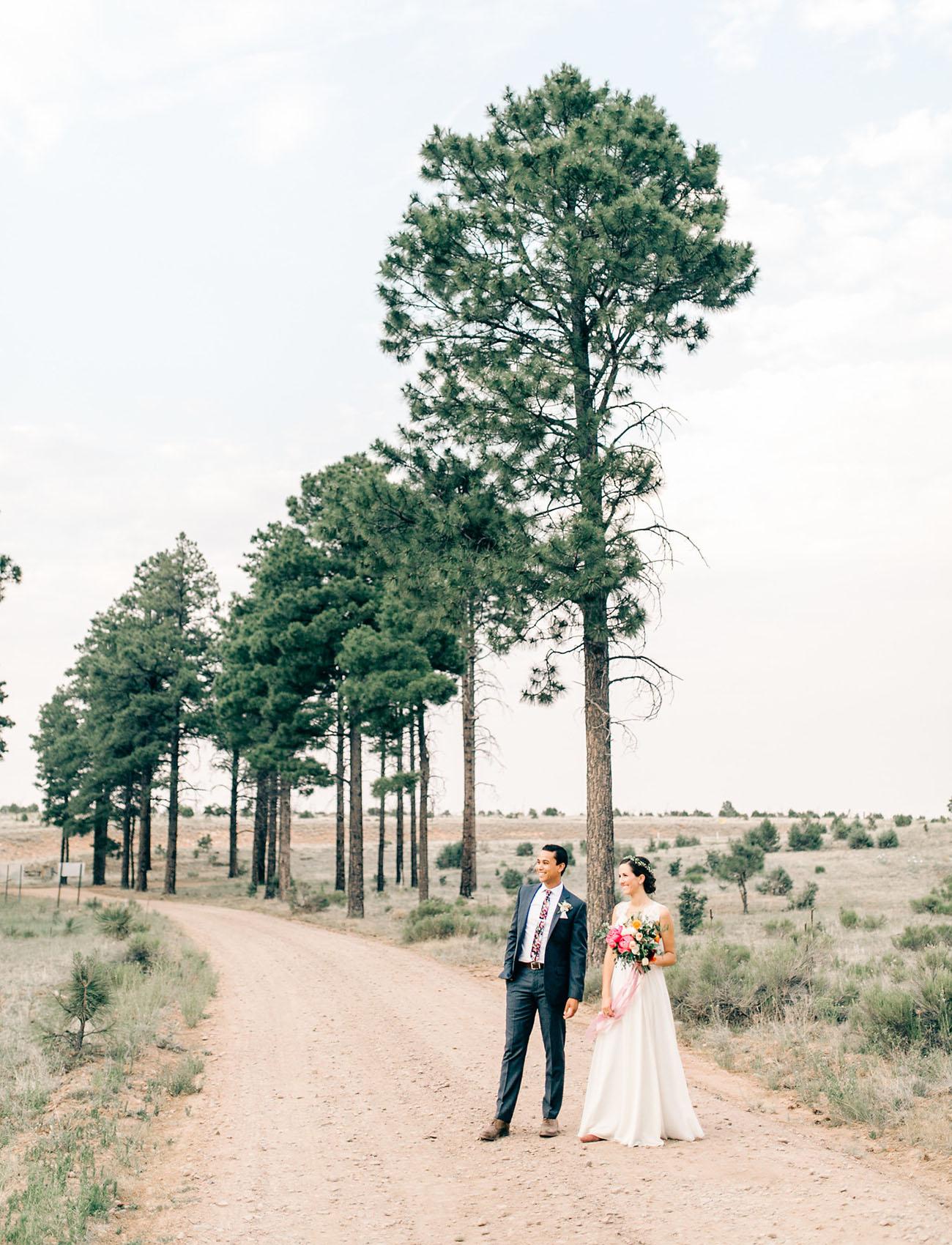 Fairytale Backyard Wedding