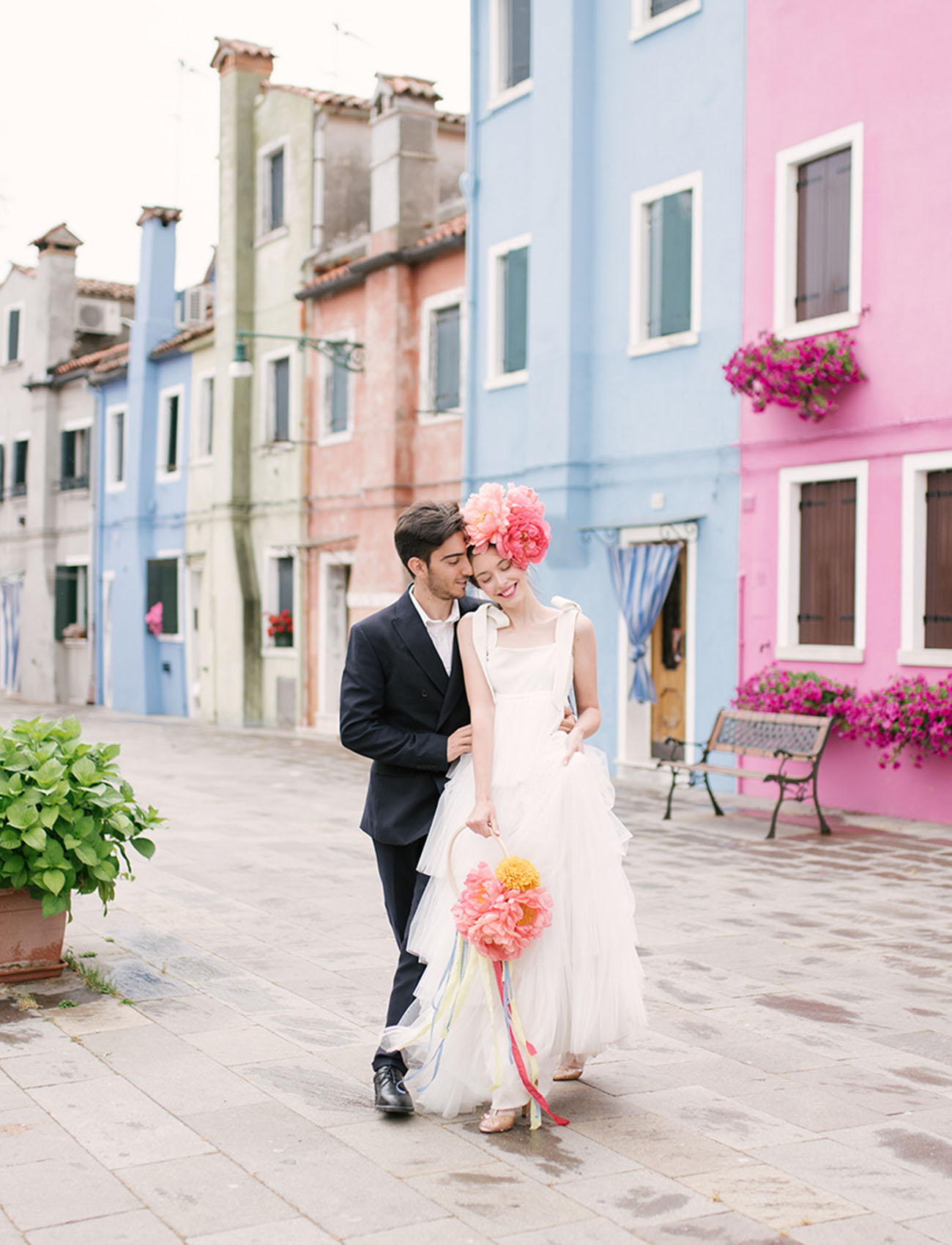 Romantic Italian Elopement