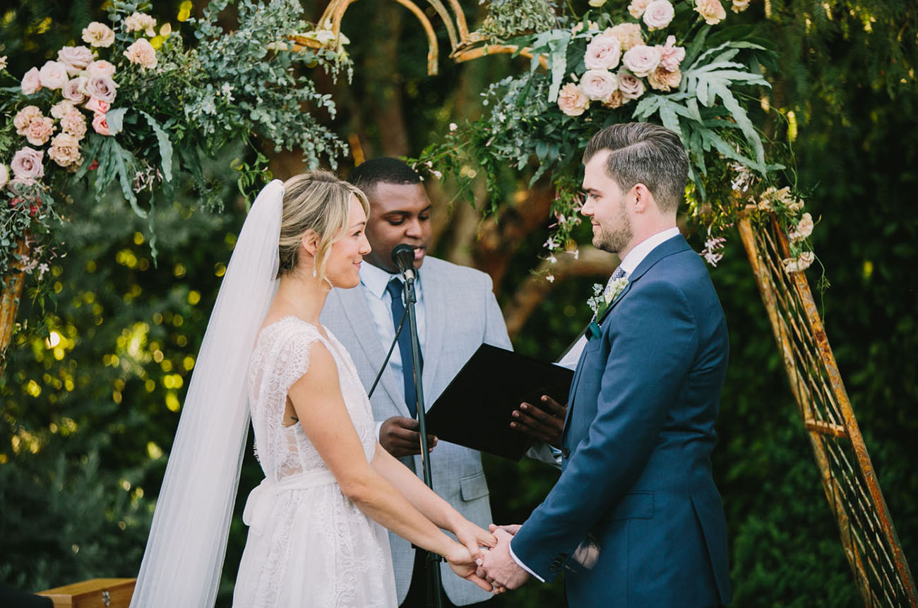 Colorful Fig House Wedding