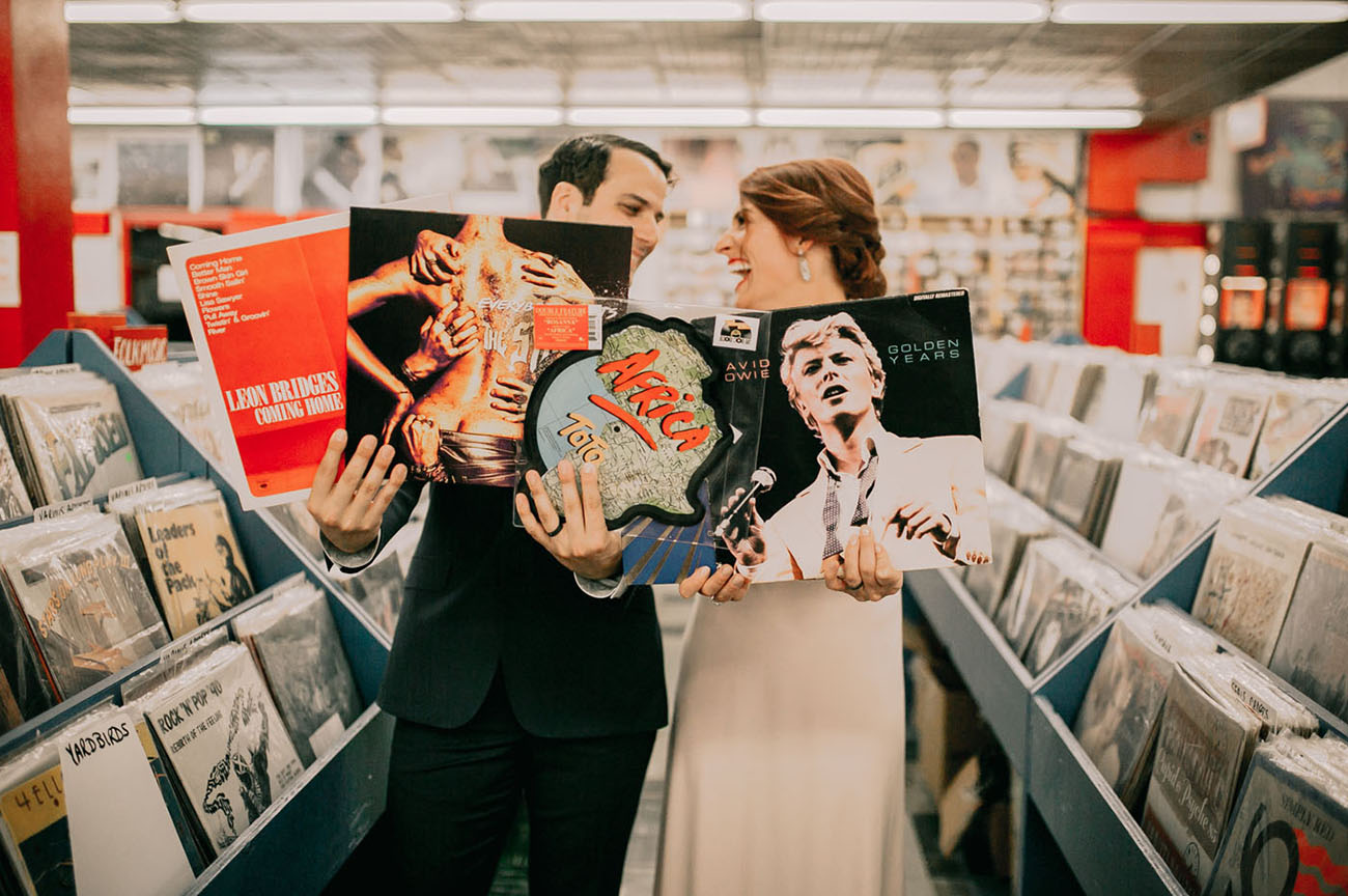 Record Store Elopement