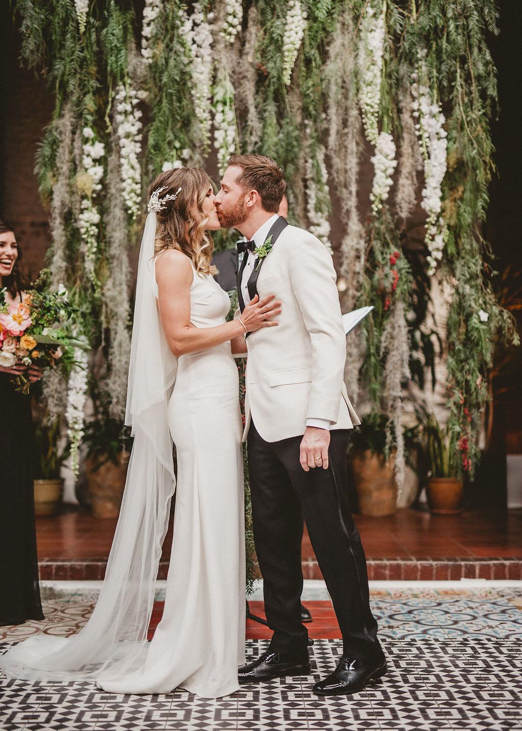 Modern Romantic Ebell Wedding