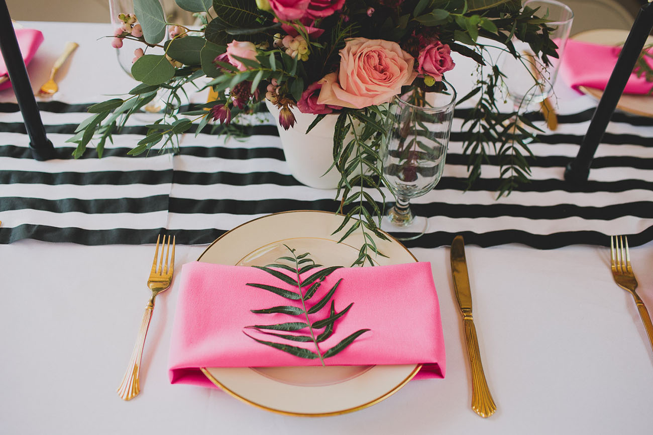 Kate Spade meets Iridescents Bridal Shower