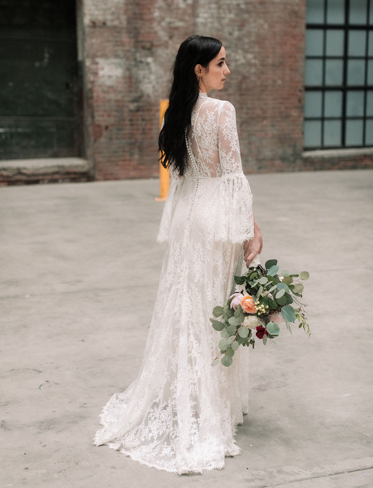 shareen wedding dress