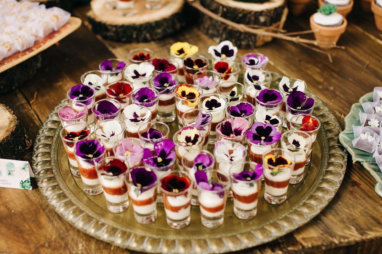 pansy desserts