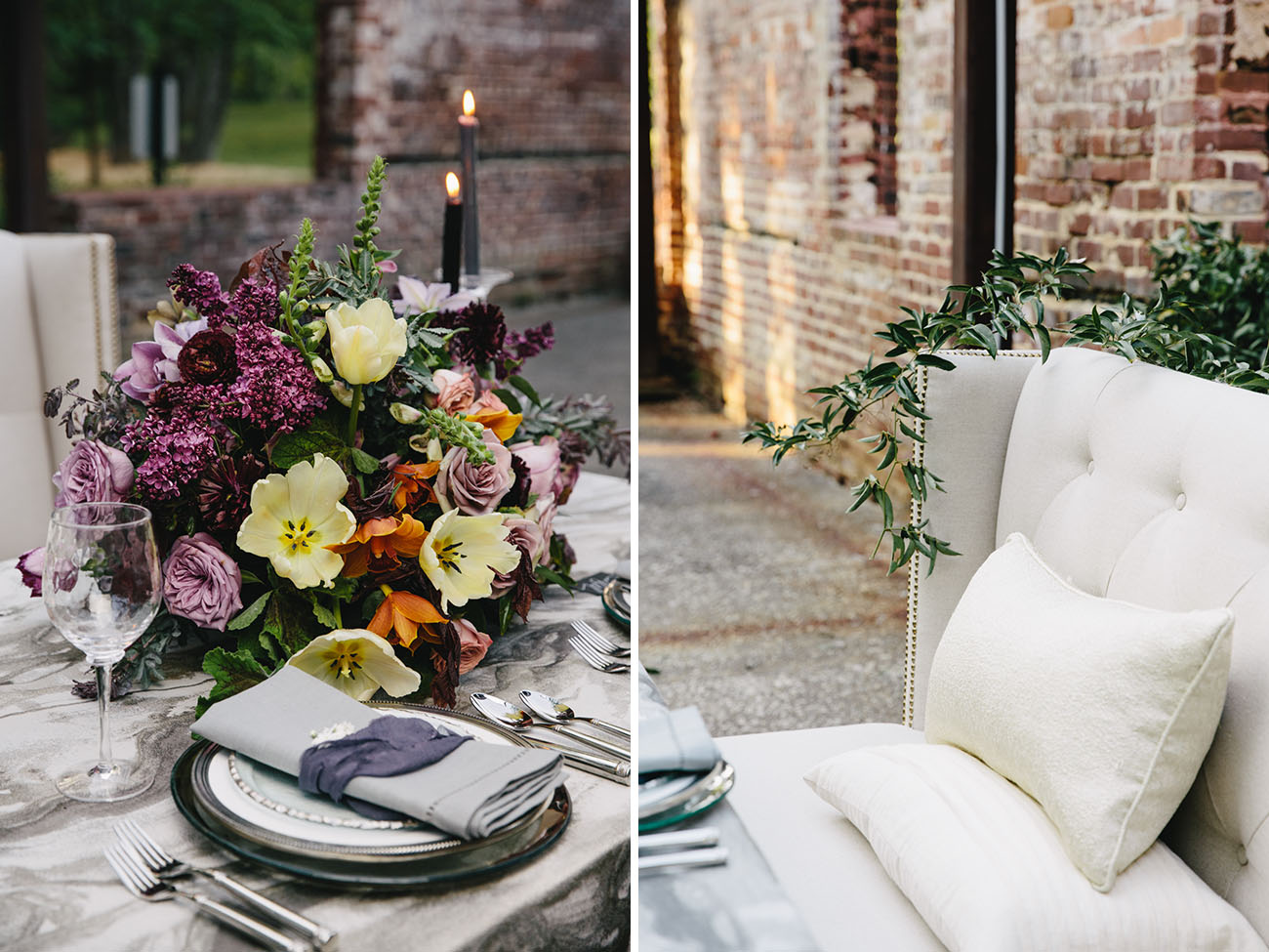 Urban Ruins Surprise Wedding Inspiration