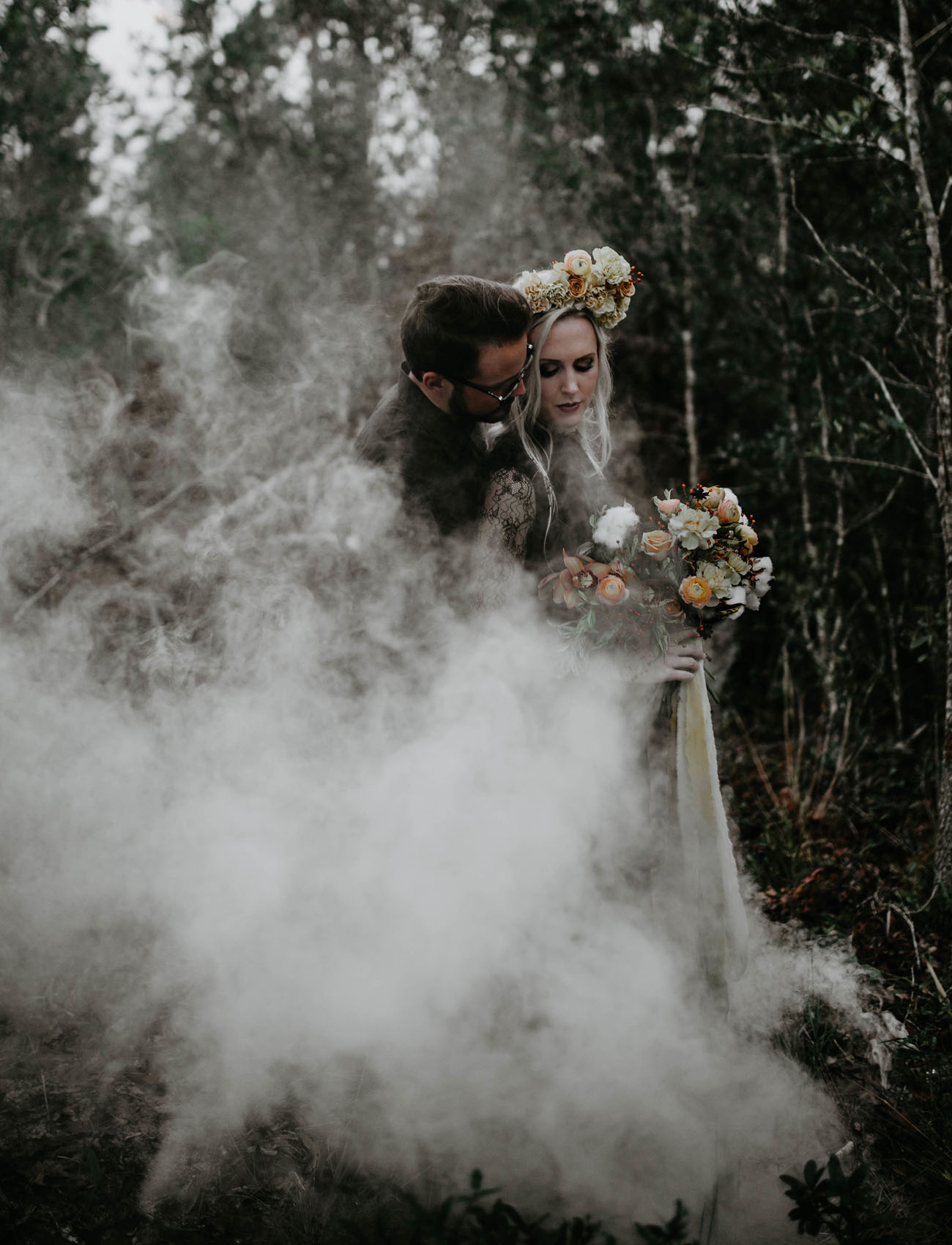 Halloween Engagement Inspiration