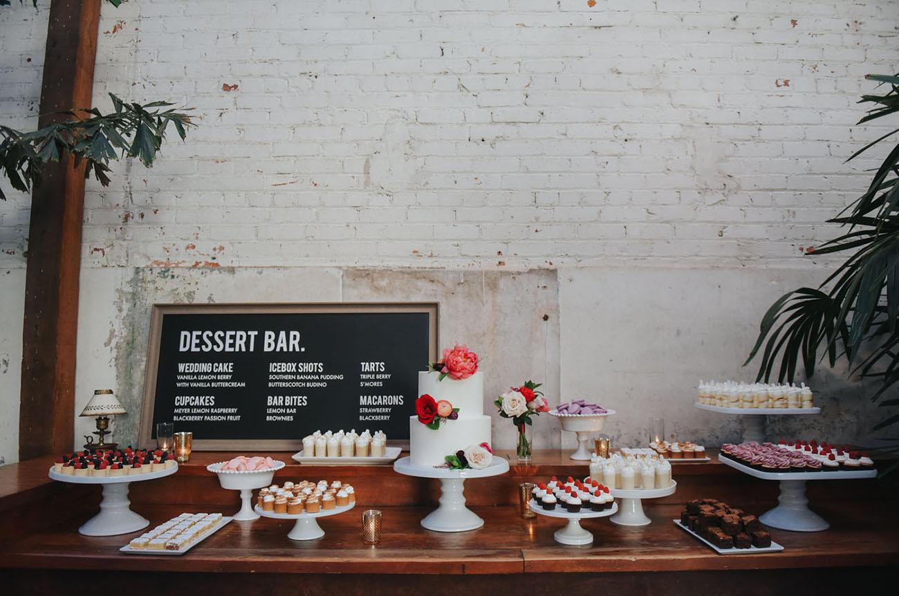 Vibrant Los Angeles Wedding