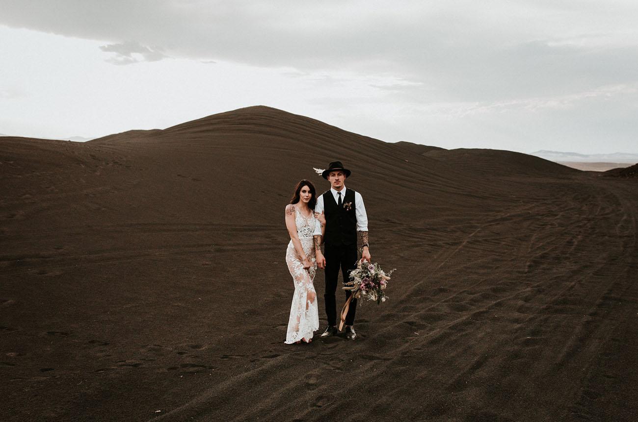 Volcano Elopement