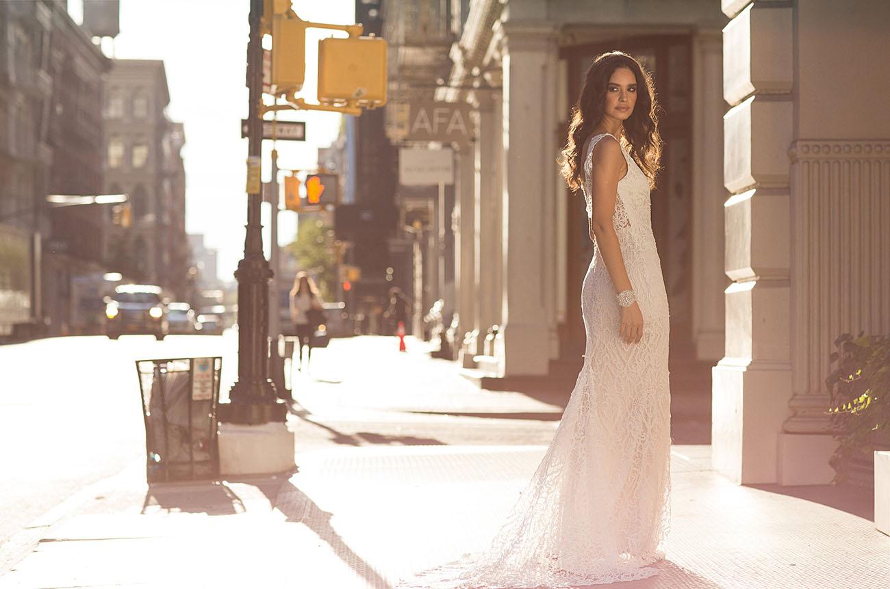 Anna Campbell New York Bridal Fashion Week 2017