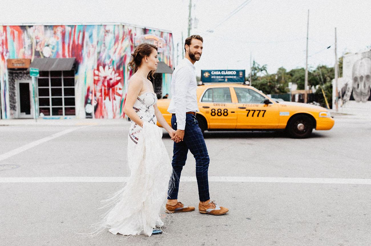 Wynwood Miami Wedding Inspiration
