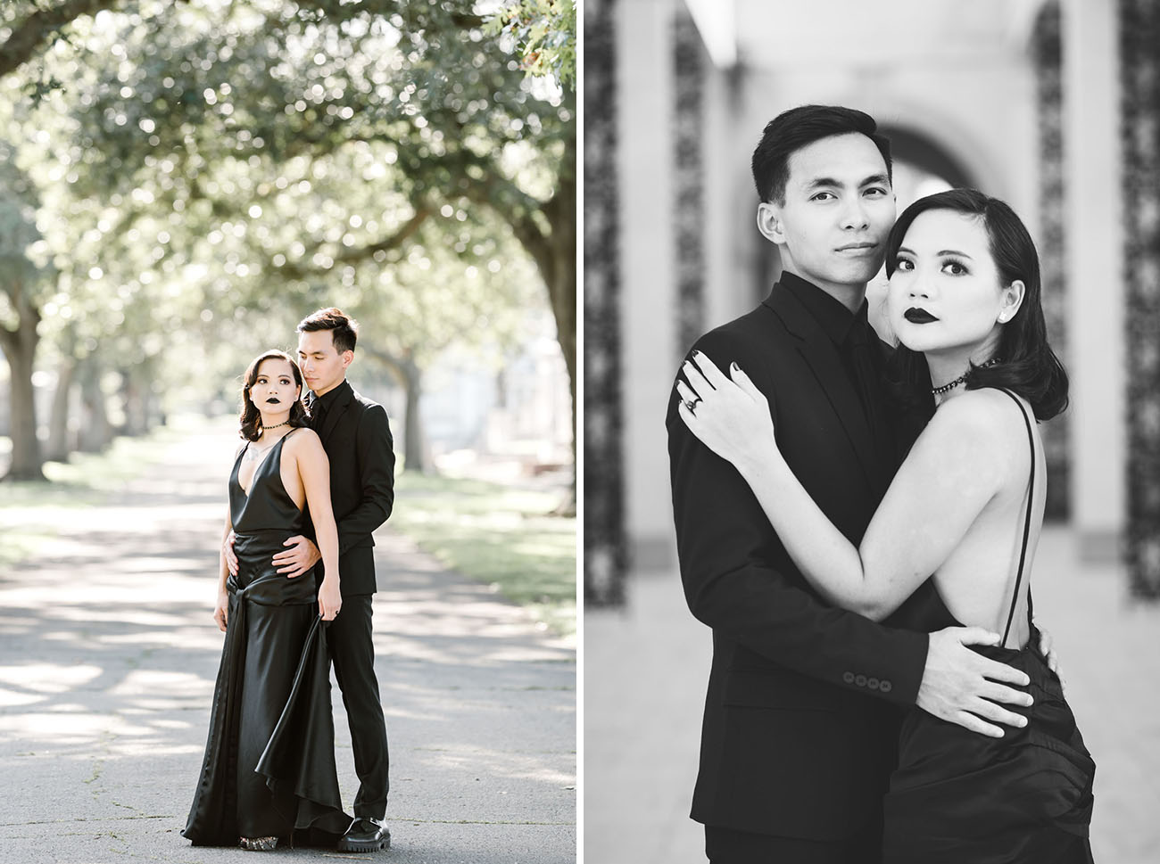 Cemetery Engagement Shoot