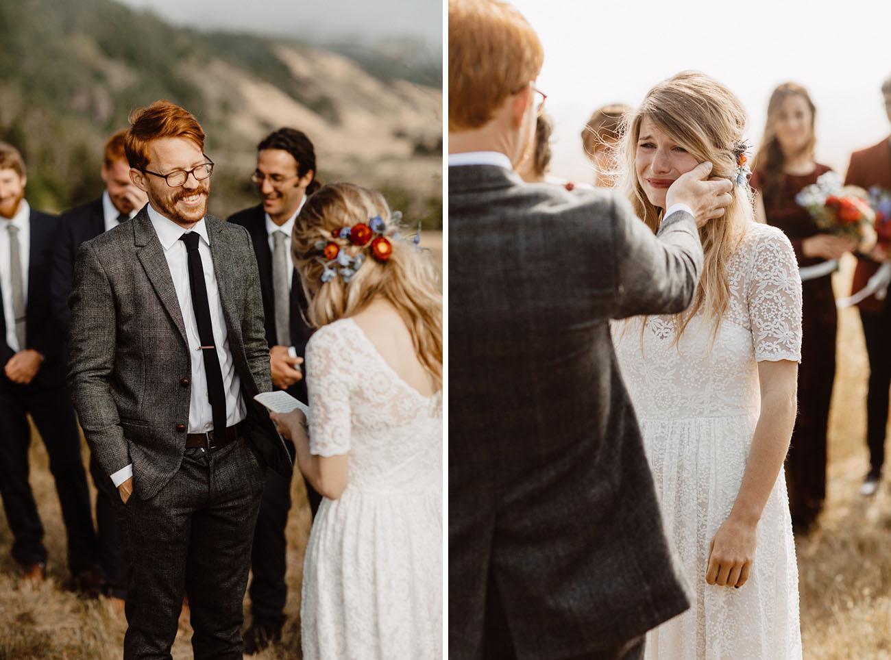 California Coast Wedding