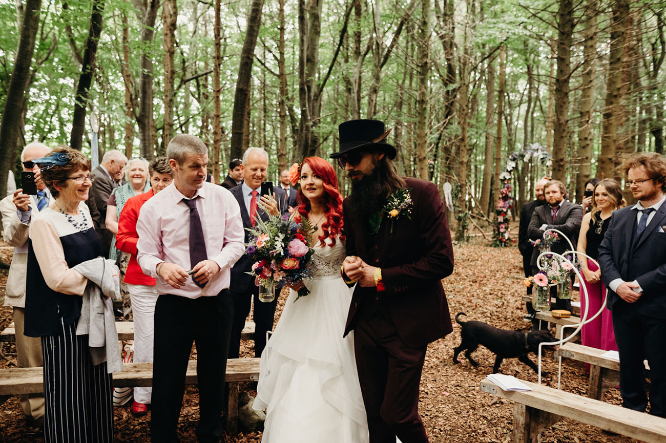 Summer Forest Wedding
