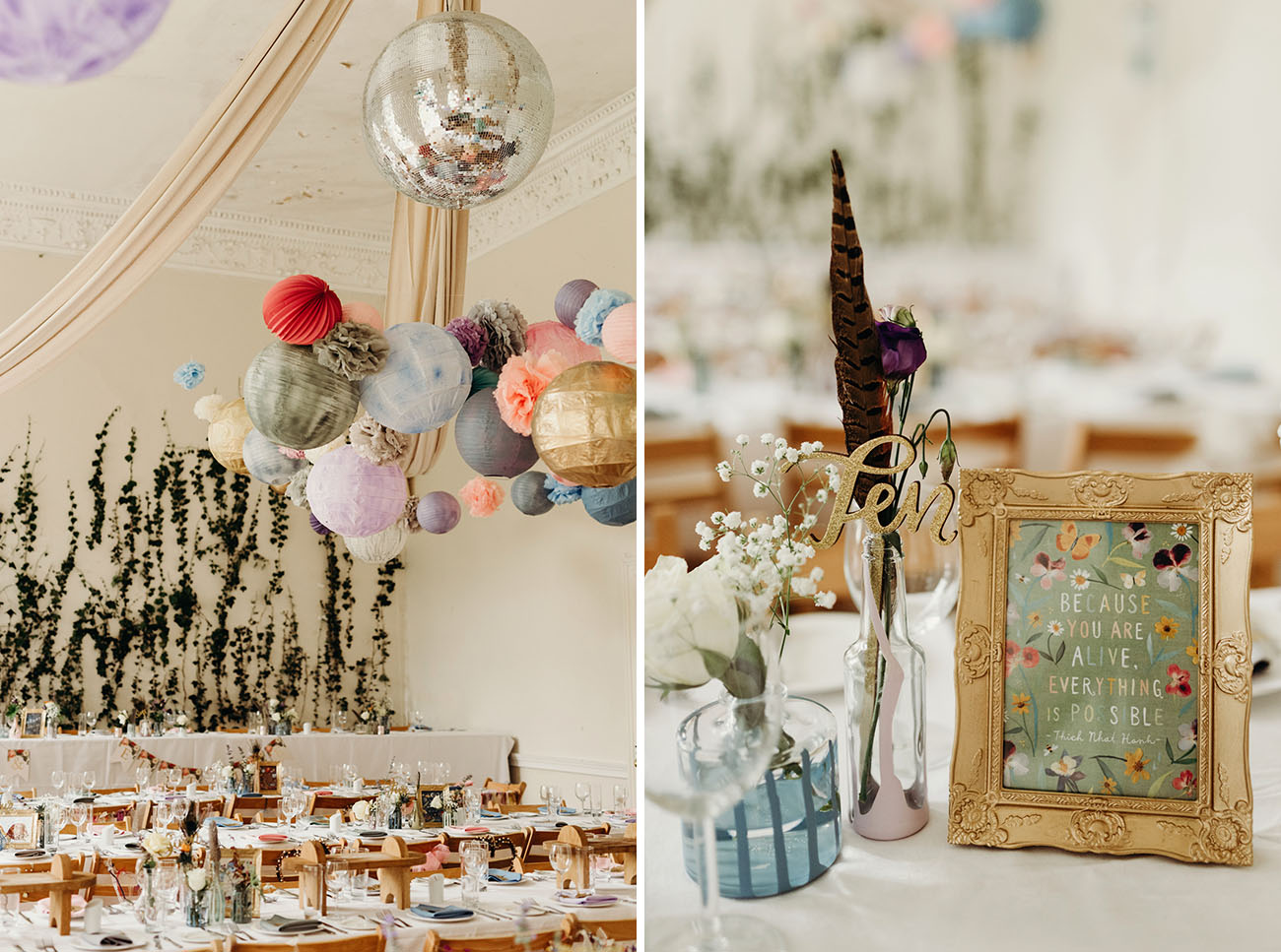 whimsical reception