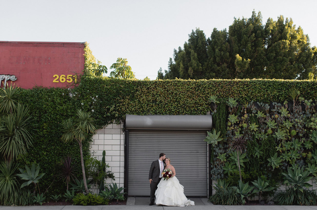 Quirky Smogshoppe Wedding
